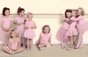 June Preschool Summer Dance Class