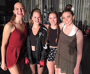 July Teens Advanced Summer Intensive