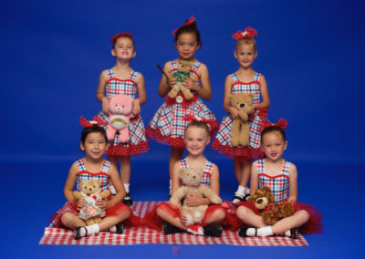 57 Teddy Bears' Picnic